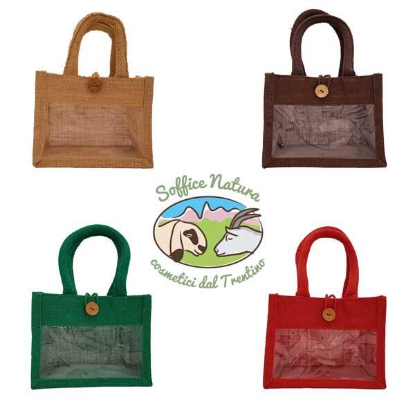 borsetta con prodotti